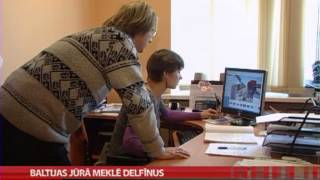 baltijas jr mekl delfnus