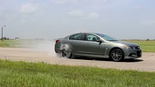 2015 HPE600 Supercharged Chevy SS Test Drive with John Hennessey