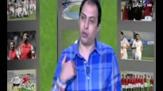 عفيفي في صدى الرياضة... ڤودافون بين رعاية أهلاوية وإستفزاز للزملكاوية 4 12 2015