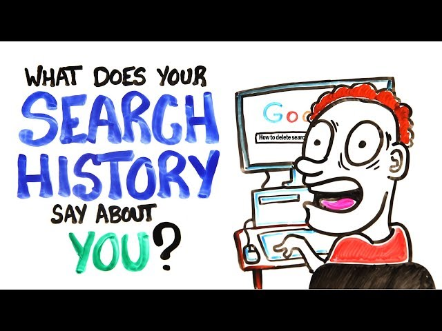 What Does Your Search History Say About You?