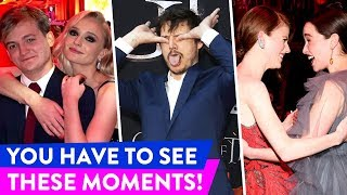 What Really Went Down at Game of Thrones Premiere Night | ⭐OSSA