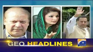 Geo Headlines - 03 PM - 17 July 2018