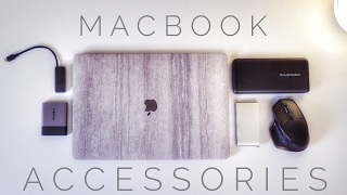 ACCESSORIES I USE WITH MY NEW MACBOOK PRO