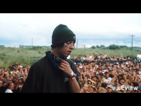 Xxx Mp4 Lil Xan QuotBetrayedquot LIVE Billboard Hot 100 Festival 2018 3gp Sex