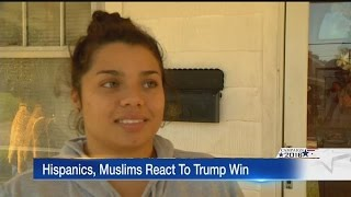 Kansas City-area Hispanics, Muslims react to Trump's win
