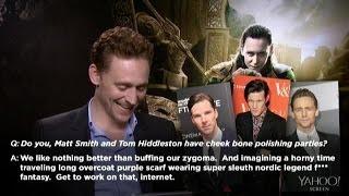 Tom Hiddleston: The Meme-iest Man of the Moment