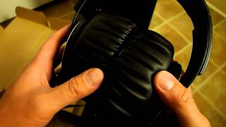 """""""First Look"""" Sony MDR-XB1000 """"Ultimate Bass"""" headphones unboxing"""