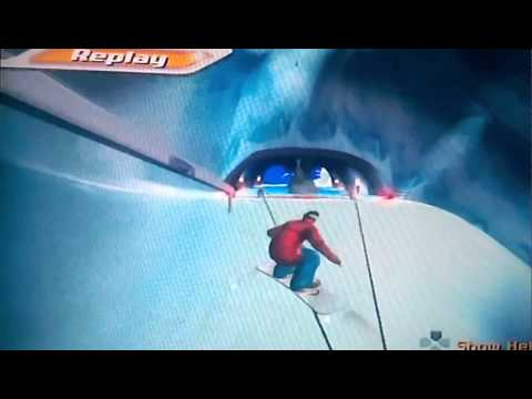 Ssx tricky AIJ 12 uber trick in one jump with safe landing