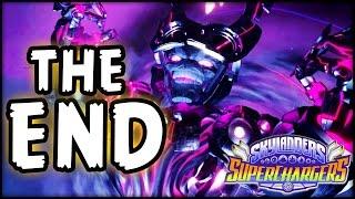 Skylanders SuperChargers - Gameplay Walkthrough - Part 37 - The End + Final Boss Fight!
