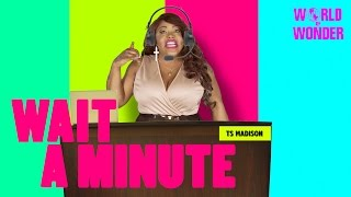 Wait a Minute with Ts Madison: Trans Bathroom Law