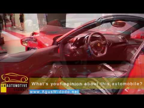 Ferrari 488 Spider 2017 give Review Scores to this new Car Autos 1 for min and 100 for max points