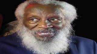 Dick Gregory 2017 Words chilling him to the greatest trick in history