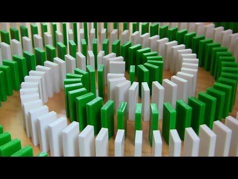 INSANE Domino Tricks Hevesh5 & MillionenDollarBoy
