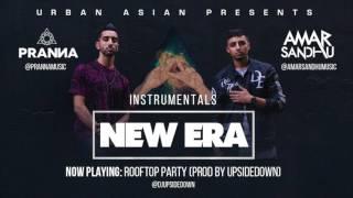 Rooftop Party (Instrumental) - Amar Sandhu & PRANNA ft. Mickey Singh & UpsideDown