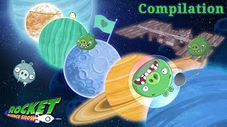 Angry Birds - Rocket Science Show   All NASA Episodes Compilation