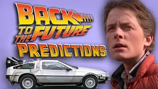 Everything BACK TO THE FUTURE II Got Right (and Wrong)