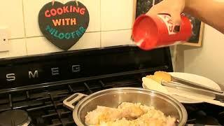 مرغ لذیذ با پختی متفاوت برای آلبالو پلو و  Steamed Sunshine Chicken_ Episode 26