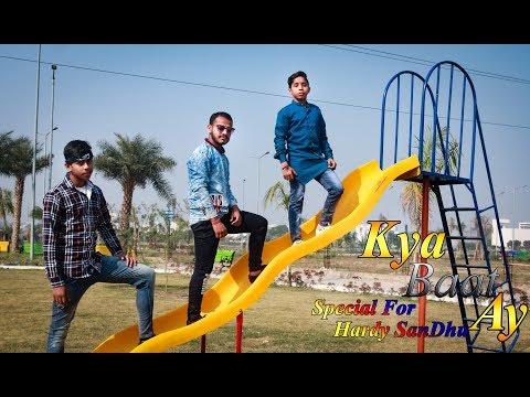 Harrdy Sandhu - Kya Baat Ay   Jaani   B Praak   Arvindr Khaira   Official Music Video - By MonTy