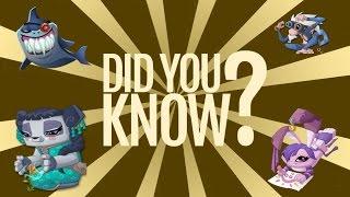 [Animal Jam] Did You Know...?