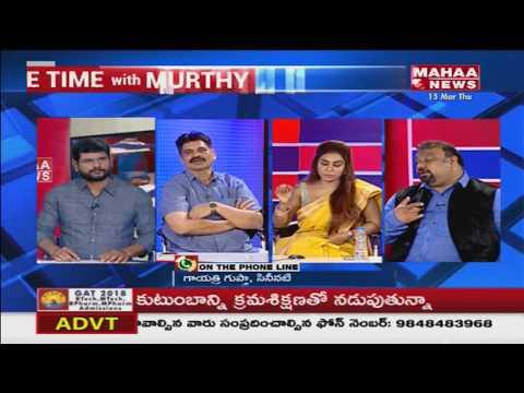 Xxx Mp4 Sri Reddy Reveals Shocking Facts About Gayatri Gupta PrimeTimeWithMurthy 3gp Sex