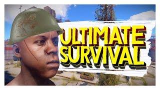 The Ultimate Survival! - Rust Terminus #1