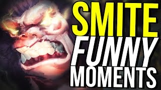WORST SMITE GRAPHICS AND THE STOLEN PENTAKILL! - SMITE FUNNY MOMENTS
