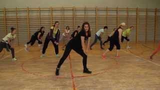 Szkoła tańca Krok Po Kroku - choreografia Zumba Fitness - Metela Sacala