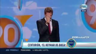 La cumbia de Centu sonando en 90 minutos  FoxSports