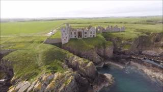 Scotland's Coast by drone