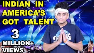 INDIAN in AMERICA