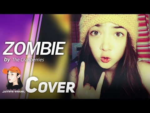 Xxx Mp4 Zombie The Cranberries Cover By 12 Y O Jannine Weigel 3gp Sex
