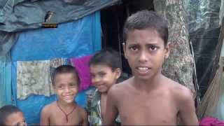 Bede Polli Gypsy Debidwar, Muradnagar, Comilla, Maasranga TV news 19 October 2014 at 6'pm, Jahangir