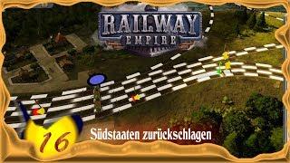 Railway Empire [S2E16] ★ Südstaaten zurückschlagen ★ Deutsch - Let's Play