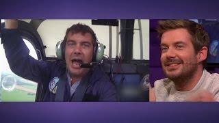Ruben schreeuwt het uit op z'n eerste werkdag - RTL LATE NIGHT