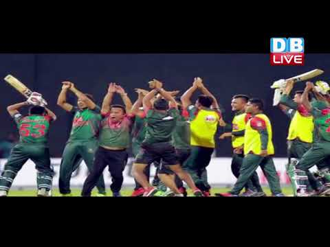Xxx Mp4 जीत के बाद Bangladesh Team के खिलाड़ियों ने किया नागिन डांस DBLIVE 3gp Sex