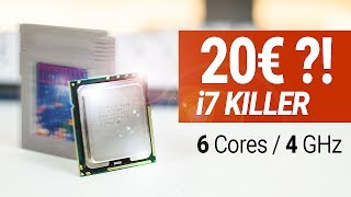 Gaming mit 20€ CPU?! i7 KILLER - Test/Review