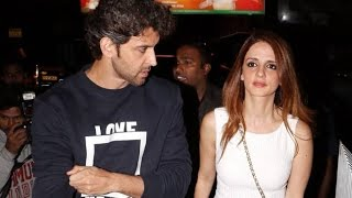 Hrithik Roshan's Birthday Celebrate With Ex-Wife Sussanne Khan