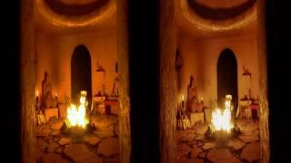 3d sbs Temple of The Goddess - Dedicated To Sekhmet - Indian Springs, NV @RogerBeaujard