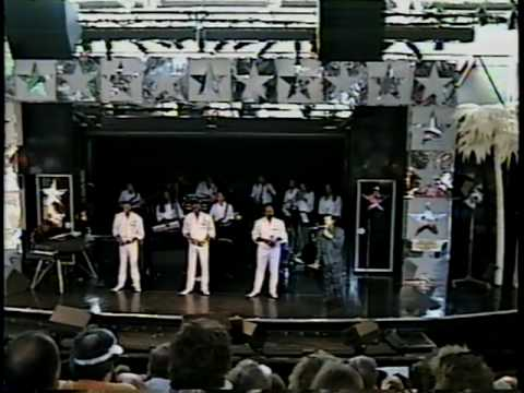 Little Anthony and The Imperials Goin Out of My Head Live in Concert