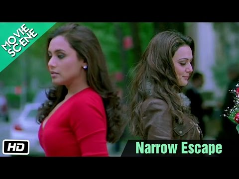 Xxx Mp4 Narrow Escape Movie Scene Kabhi Alvida Naa Kehna Shahrukh Rani Preity 3gp Sex