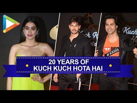 Xxx Mp4 Kuch Kuch Hota Hai Celebrates 20 Years Karan Johar Shahrukh Khan Kajol Rani Mukerji Part 2 3gp Sex
