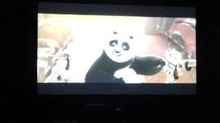 Kung fu panda 3 ending