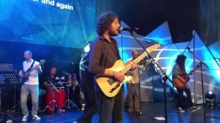 Paul Wilbur Baruch Adonai ft  MIQEDEM Live from #JerusalemEncounter2017 !