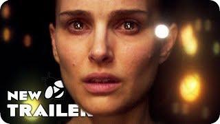 Annihilation Trailer (2018) Natalie Portman Science-Fiction Movie