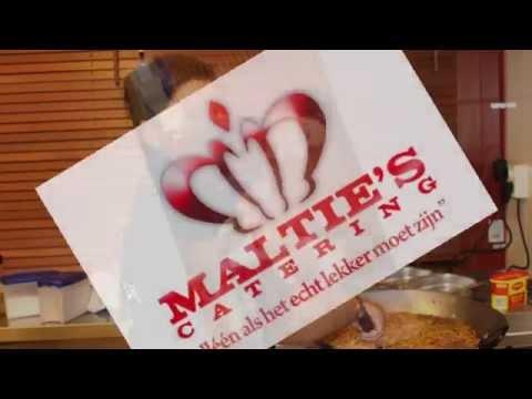 Maltie's Catering, alleen als het echt lekker moet zijn..!