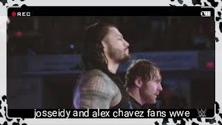 The Shield reunite wwe 8/9/17 el regreso de los shield