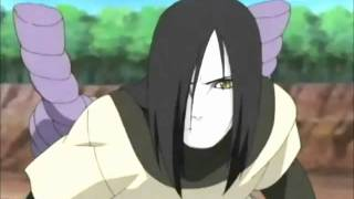 Naruto vs. Orochimaru amv (Papa Roach - Last Resort)
