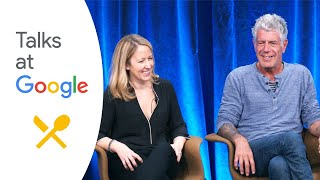 """Anthony Bourdain & Laurie Woolever: """"Appetites"""" 