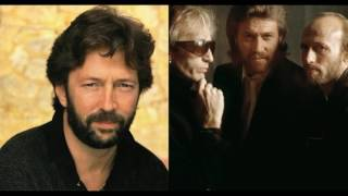 Eric Clapton & Bee Gees - Fight (No Matter How Long)  1988
