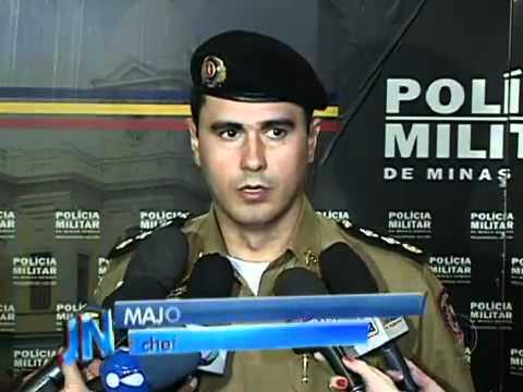 Jovem grávida acusa policial militar de estupro em Minas Gerais.